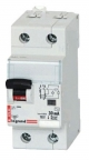LEGRAND.Дифф.автомат DX3 1P+N 30mA 16A, 10kA (тип АС, хар. С)