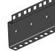 Partner-LM.Рейка рэковая двойная 56U Dio, планка, 2,0мм, черная (через 1/2