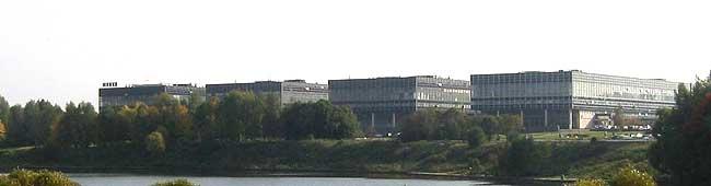 здание технопарка